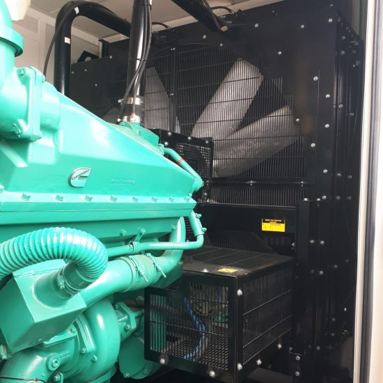 Large Generator Suppliers And Installation In Dubai